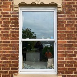 cotswold-stone-design-cheltenham-New lintle, corbels and window sill